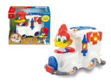28785 - B/O bump&go car (with light and sound)