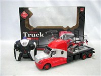 29501 - 2 IN 1 Full Function Remote Control Truck with Helicopter