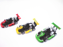35747 - Die Cast Pull Back Kart