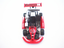 35748 - Die Cast Pull Back Kart