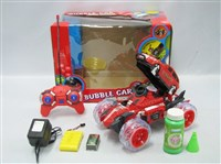40094 - R/C 7 Function blowwing bubble car with light N music
