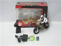 40100 - R/C 3 Function motorcycle