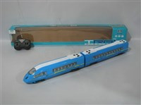 47680 - R/C DOUBLE TRAIN WITH LIGHTS