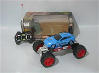 47686 - R/C car with lights