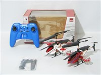 49309 - 4.5 CHANNEL INFRARED ALLOY HELICOPTER WITH GYRO