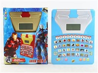 49649 - Iron Man English learning machine