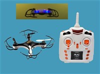 58600 - 2.4G RC Drone With 2MP HD  Camera