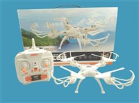 59443 - 2.4Ghz 6Axis Quadcopter With 2MP Camera