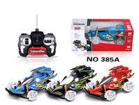 60115 - Racing 1:12 RC Car (Music And Dazzle Light)